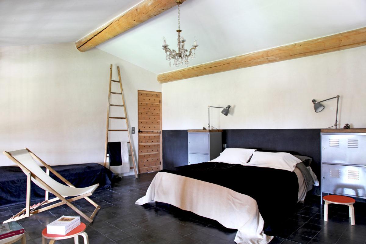 Suite, maison d'hôtes Le Mas de la Tannerie à Gordes, dans le Luberon