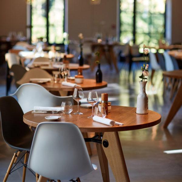 Le restaurant du chef Jérôme Faure