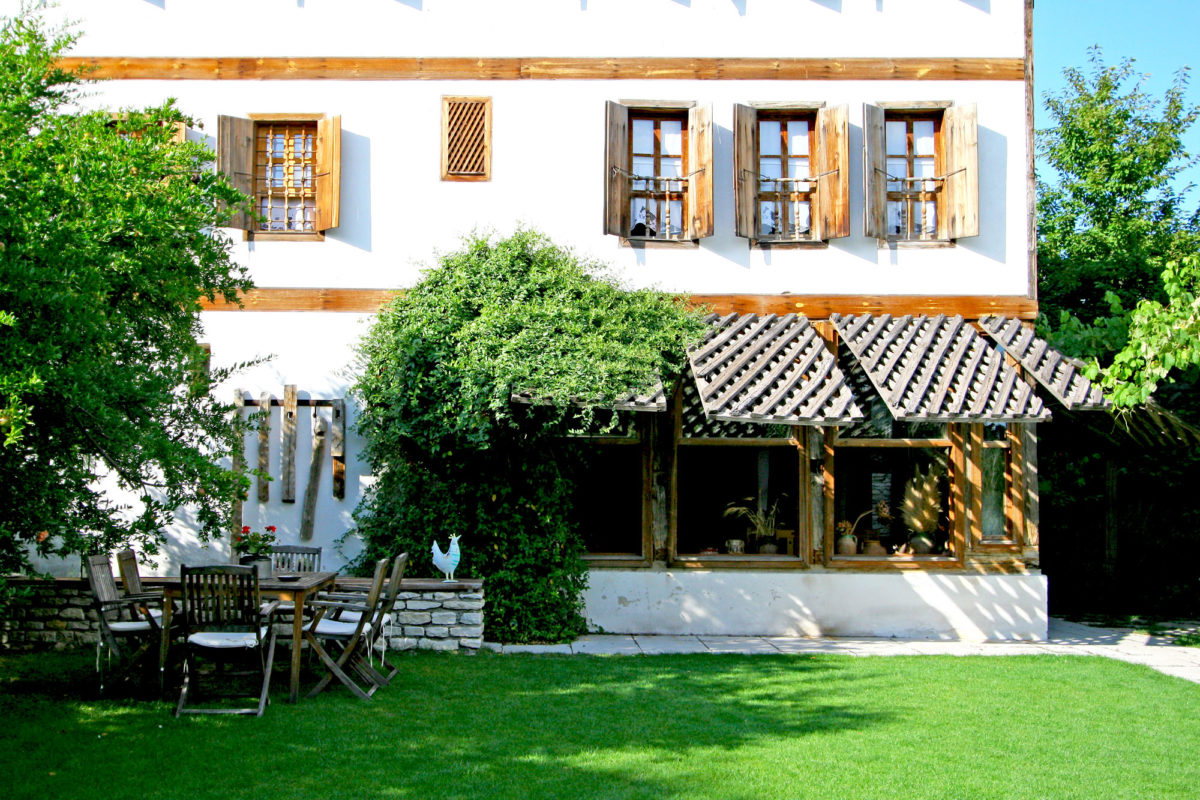 La maison Gulevi à Safranbolu, Turquie.