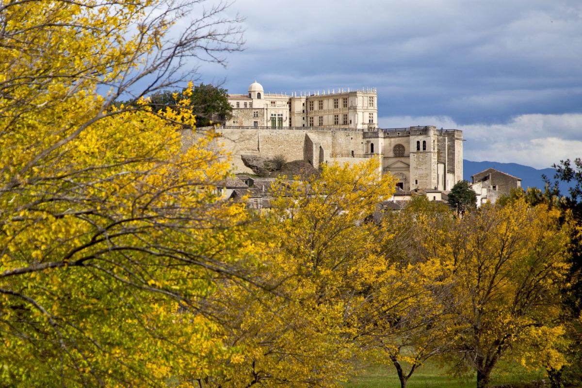Château de Grignan, Drôme. © Elodie Rothan