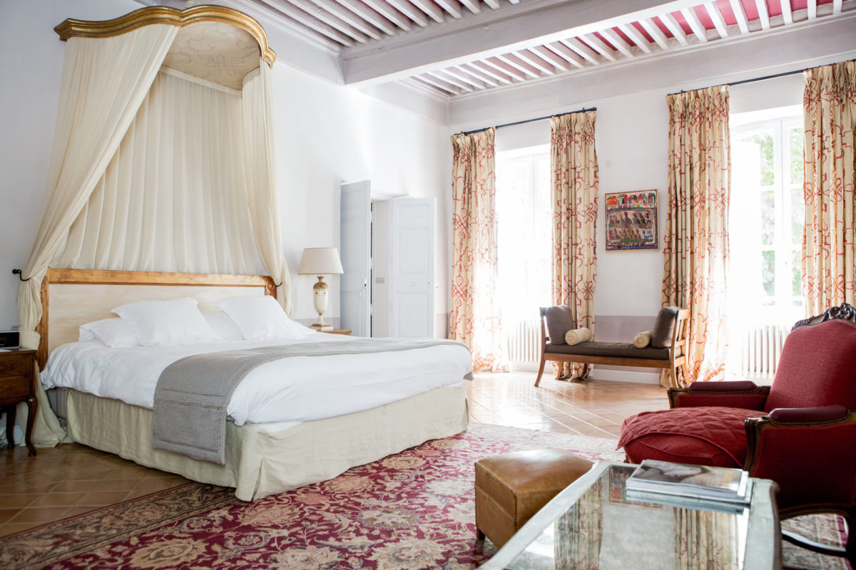 Suite Lucrèce de Barras, Hostellerie de l'Abbaye de la Celle