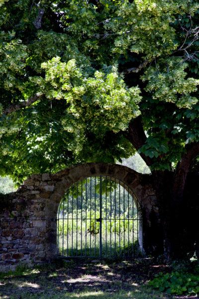 Vieilles pierres à l'Hostellerie de l'Abbaye de la Celle