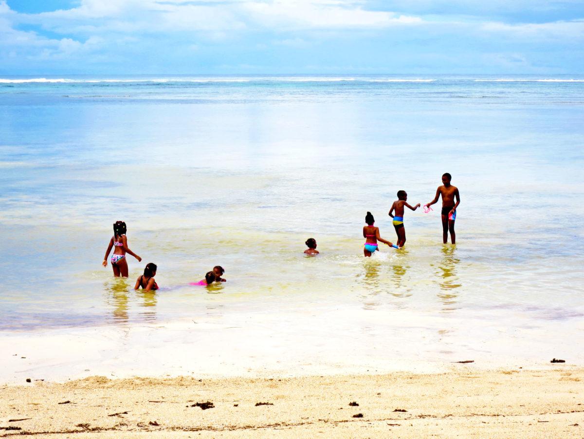 Côte est de l'île de Mahé, Seychelles