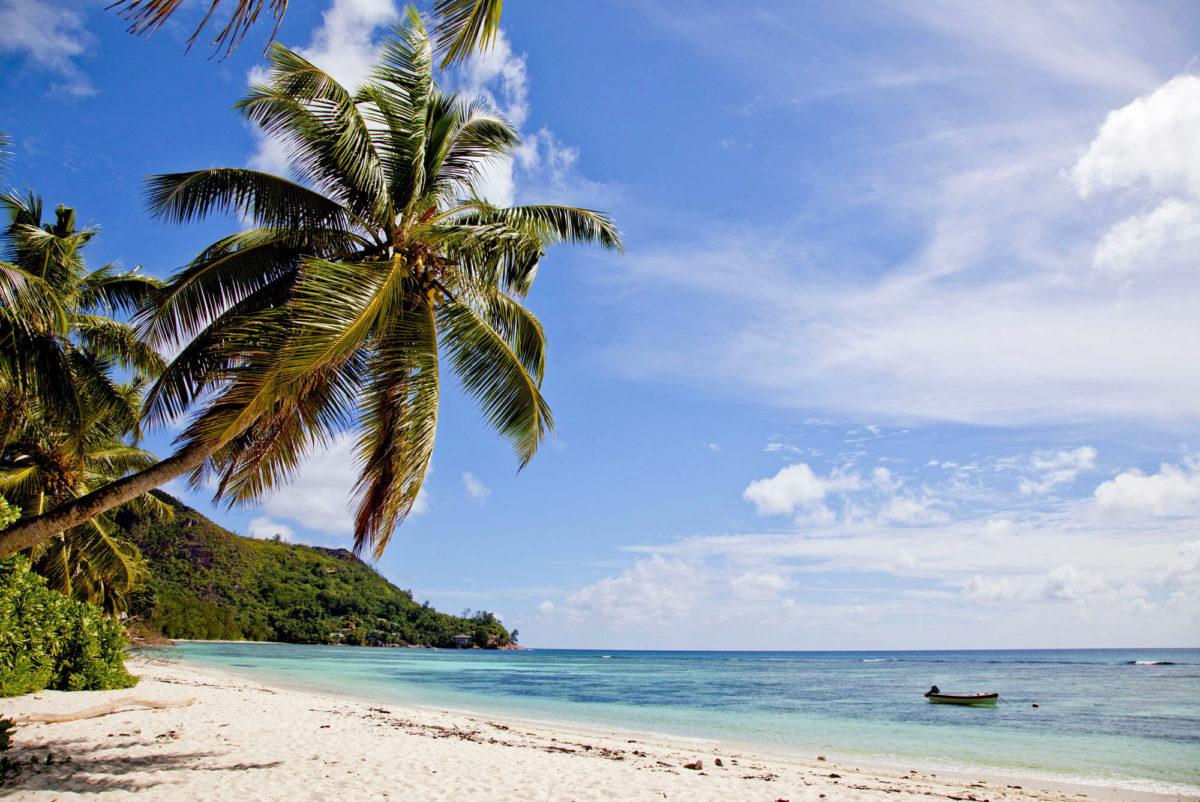 Anse La Blague, île de Praslin, Seychelles. © Elodie Rothan