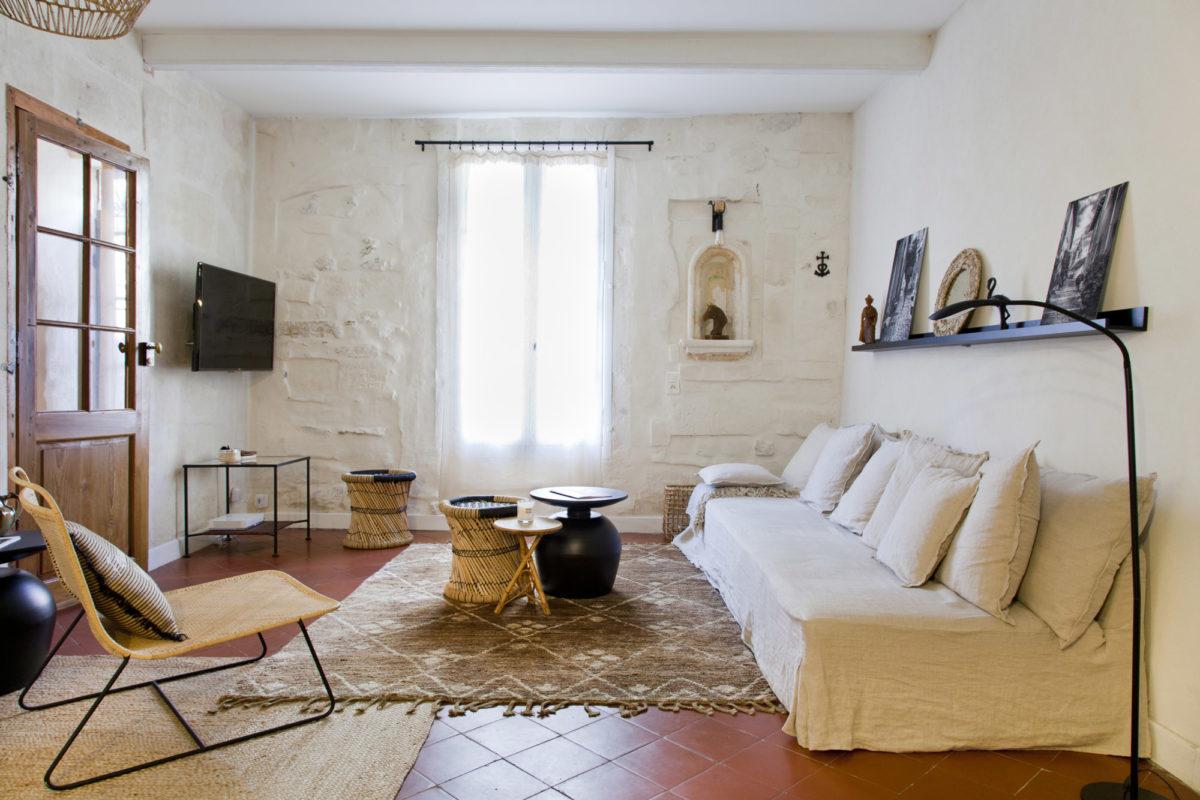 Charme au naturel, maison 7 en Arles