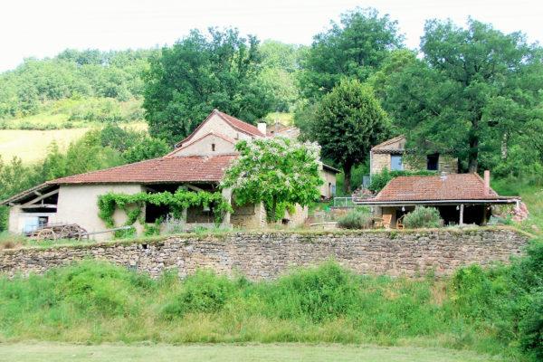 Le domaine Les Quatre Toits, dans le Tarn-et-Garonne. © Les Quatre Toits