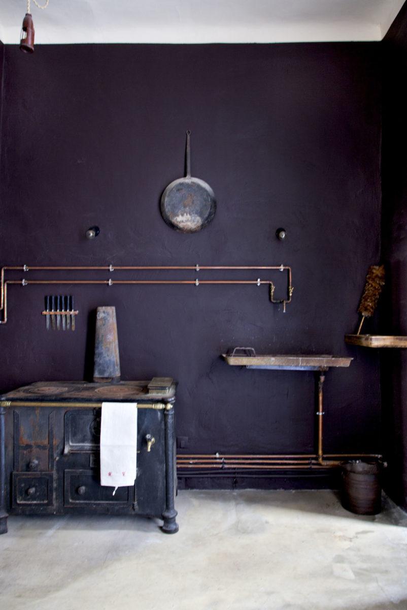 La cuisine. © Elodie Rothan