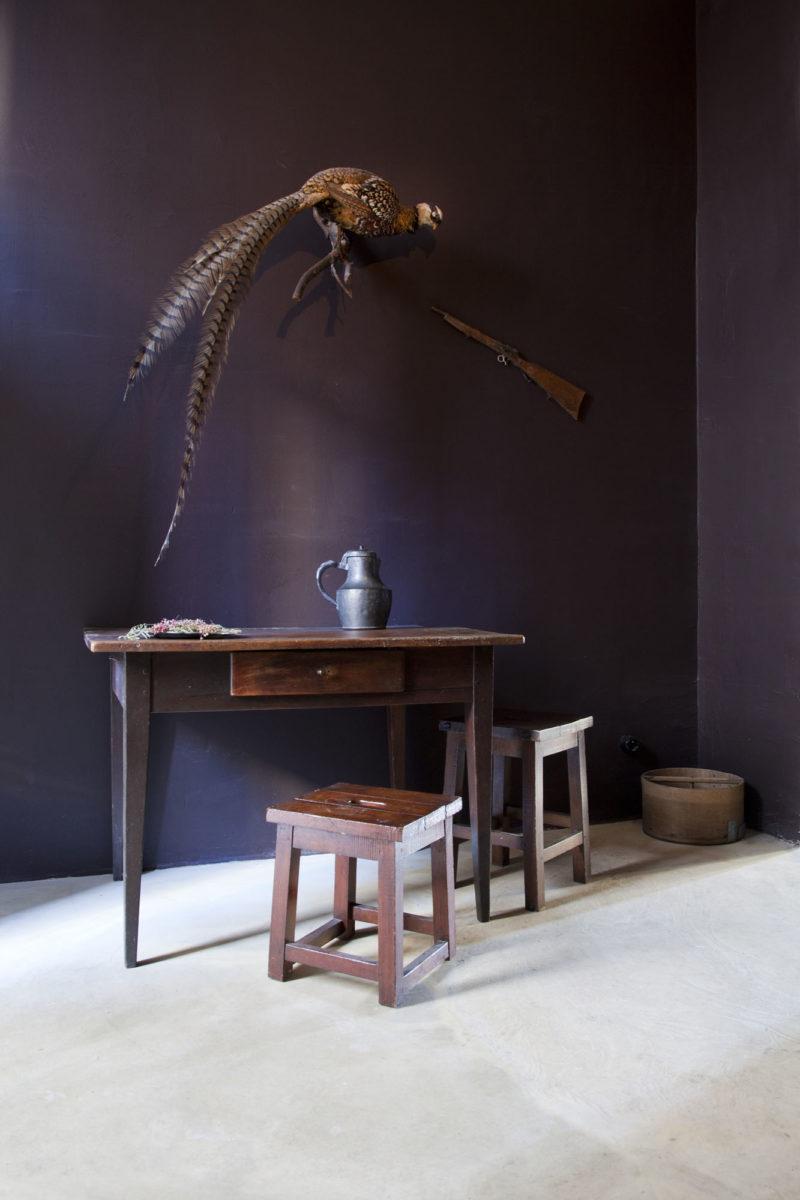La salle à manger. © Elodie Rothan
