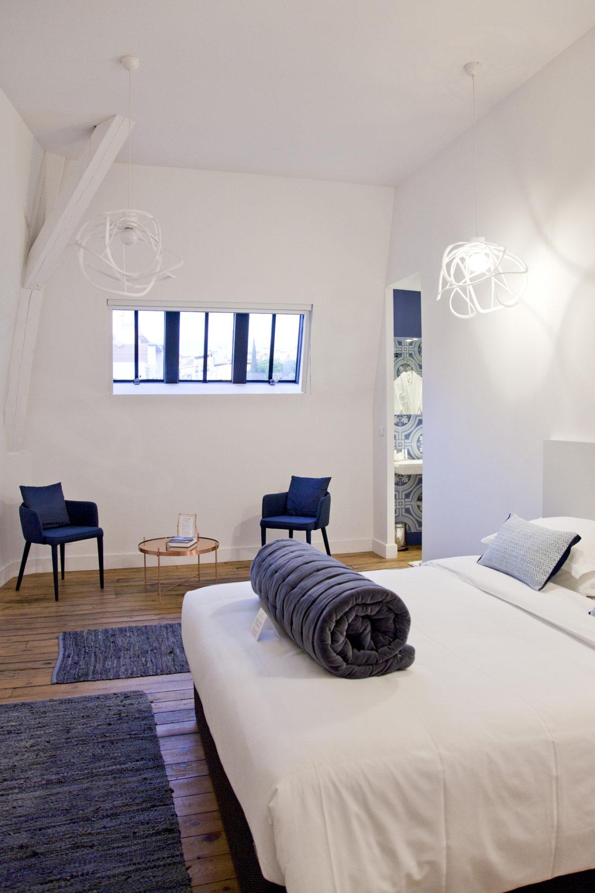 Chambre, Hôtel Particulier à Béziers.