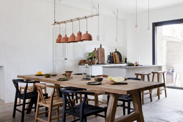 L'espace cuisine.