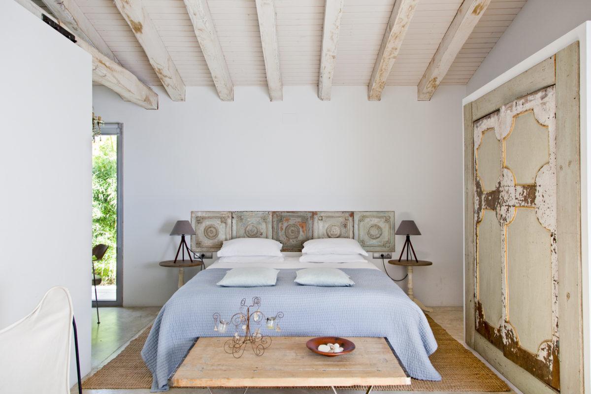 """Suite """"Bambu"""", hôtel Les Hamaques, Catalogne, Espagne."""