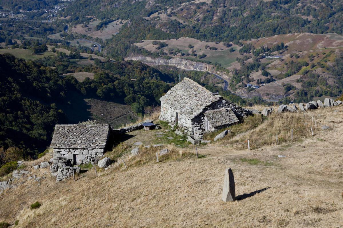 Buron de Niercombe, Cantal, Auvergne.