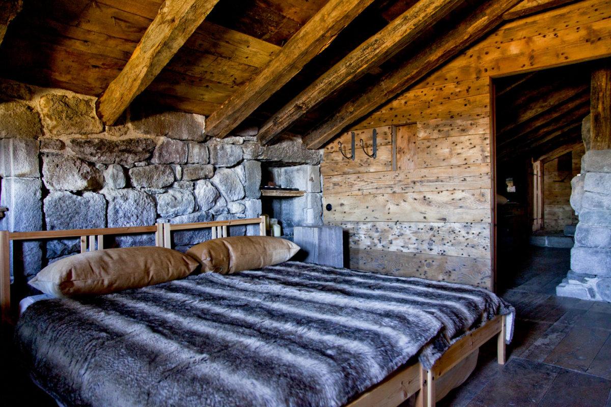 Chambre, Buron de la Chambe, Cantal, Auvergne.