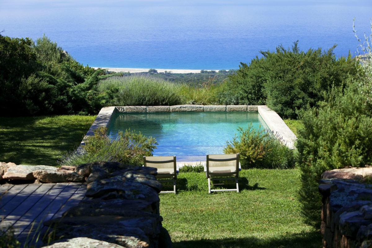 Adresses France : Maison A Liccia, Domaine de Murtoli, Corse. © Domaine de Murtoli