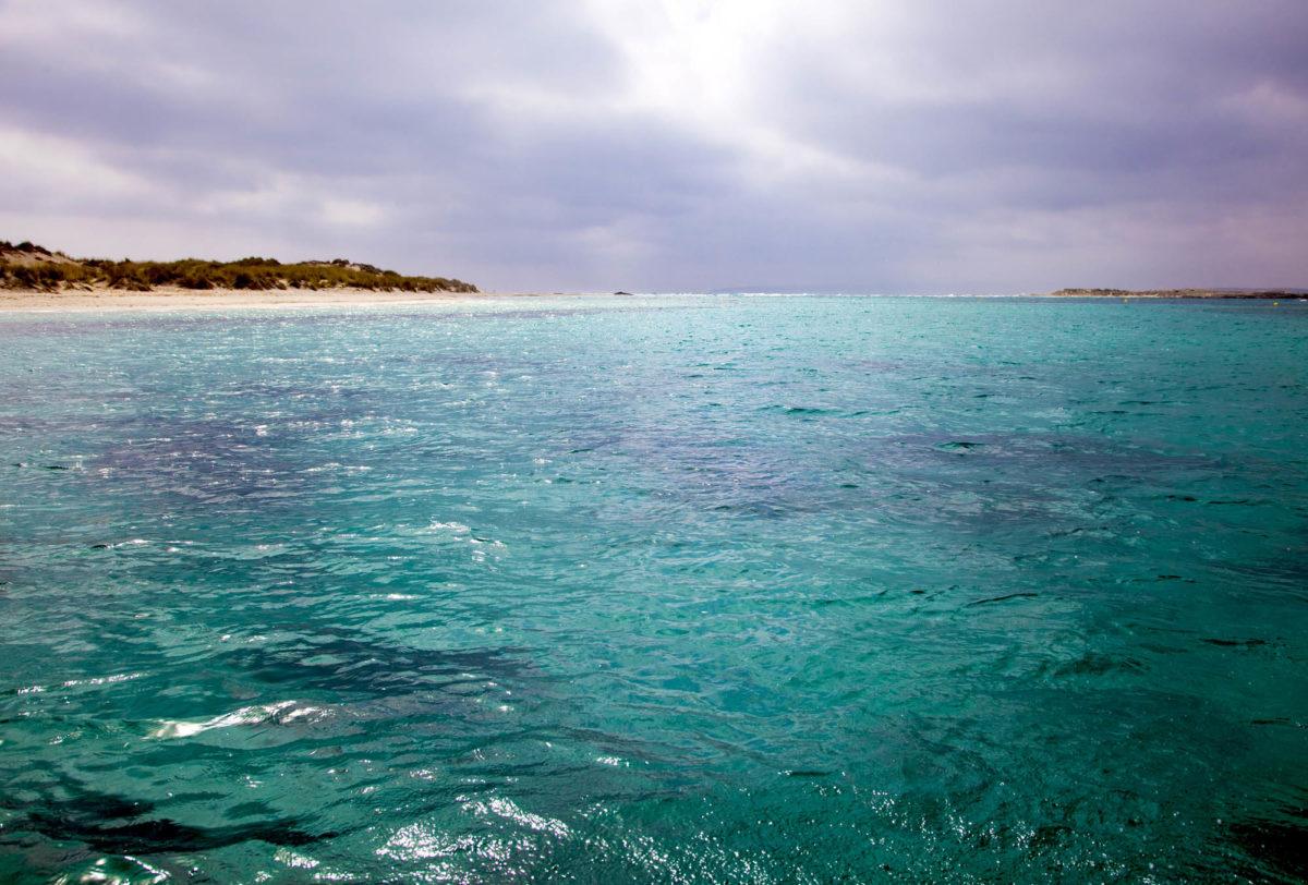 Bleu Formentera. © Elodie Rothan