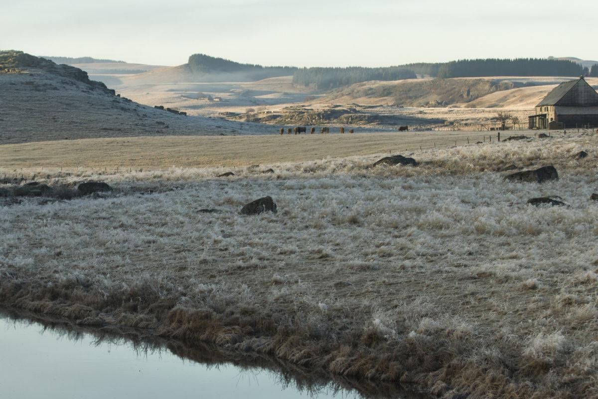 Une retraite sauvage dans l'Aubrac. © La Borie de l'Aubrac