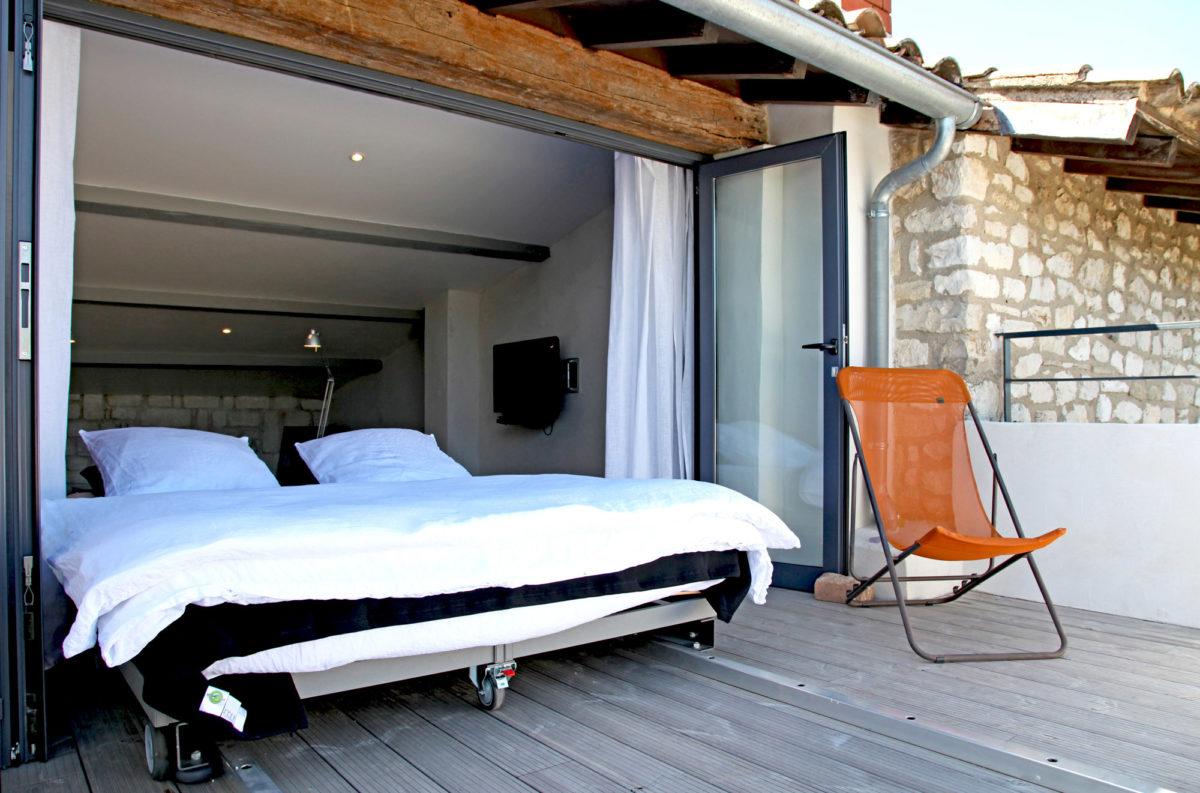 Métafort, maison d'hôtes dans le Vaucluse