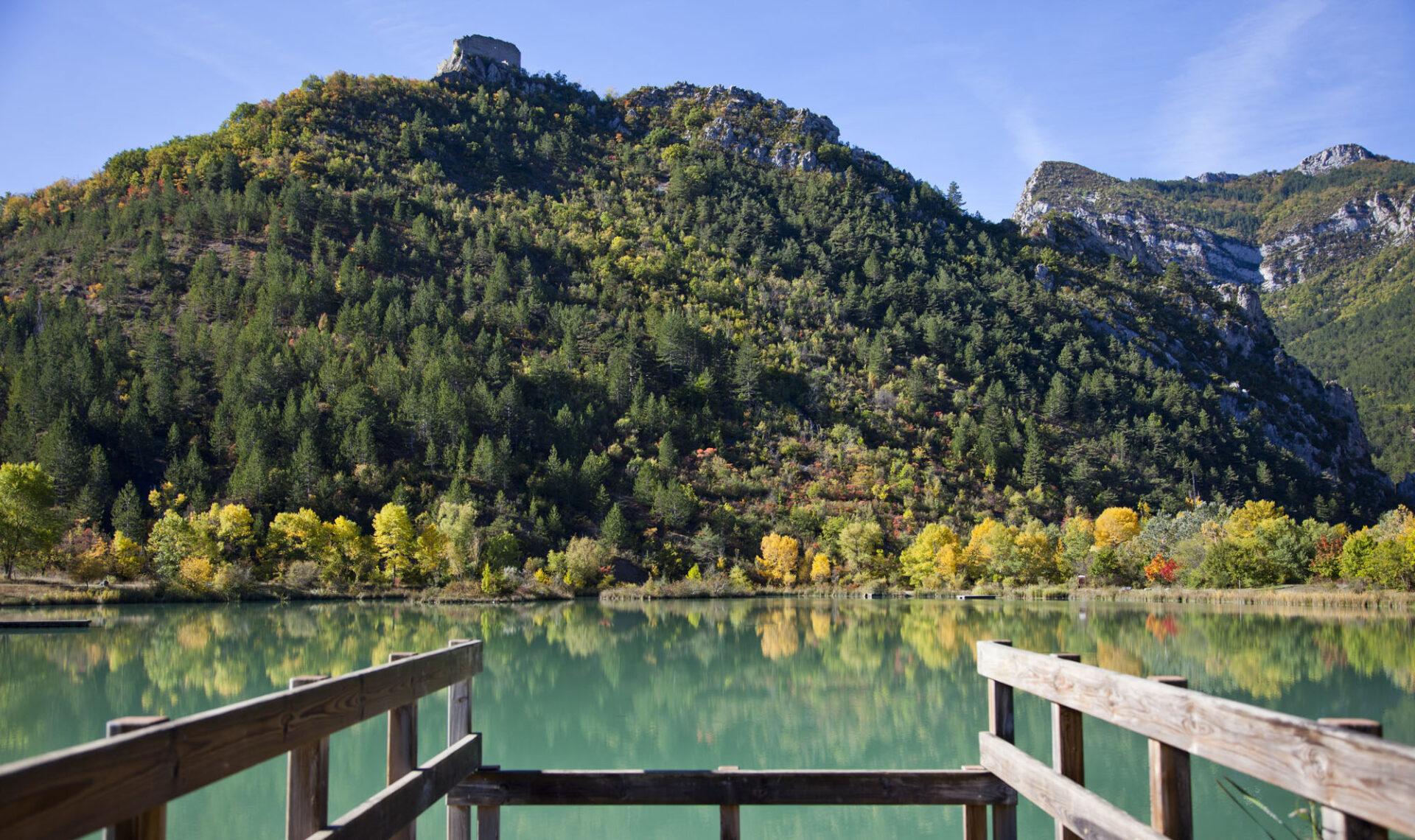 Parc des Baronnies Provençales, Drôme. © Elodie Rothan