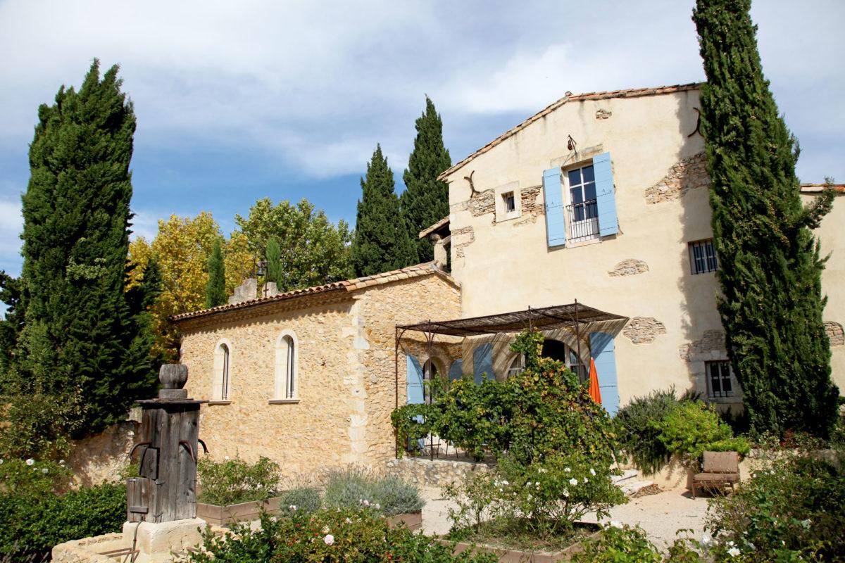 """Terrasse de la suite """"La Chapelle"""""""